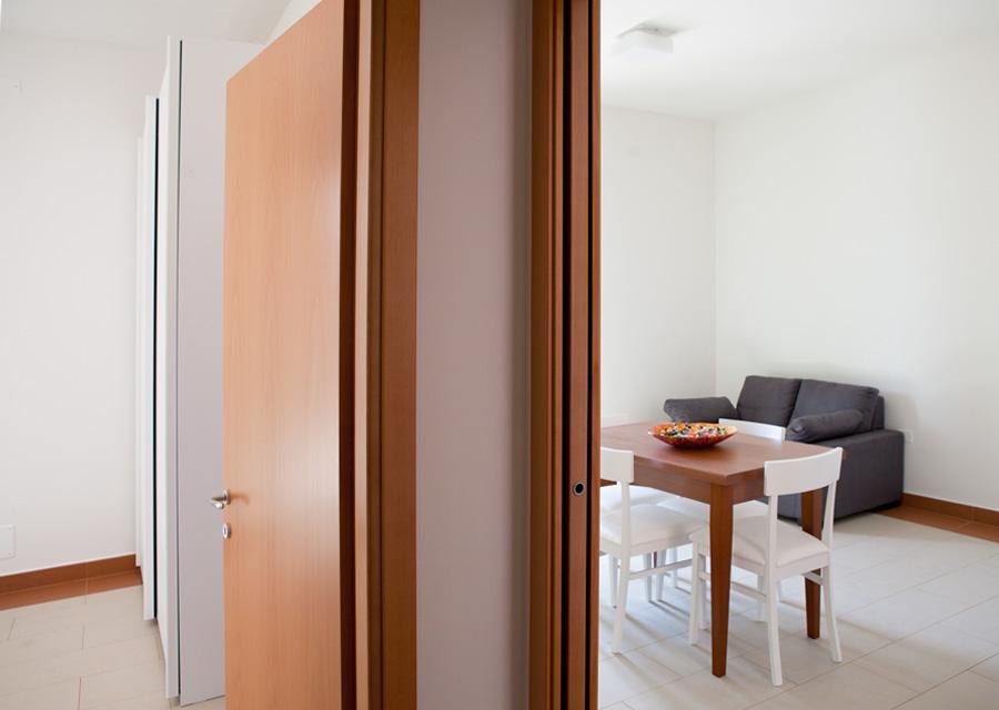 Dettaglio appartamenti